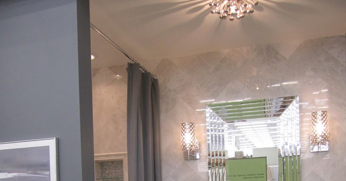The Tile Shop: Design by Kirsty: New Meram Blanc Bathroom
