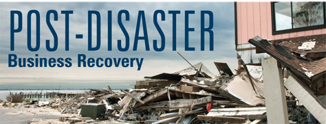 business recovery, disaster, prepareness