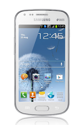 Samsung Galaxy S Duos dual SIM smart phone