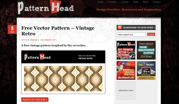 free backgrounds Patternhead