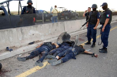 El Debate De Guasave Policiaca http://www.borderlandbeat.com/2011/07/61-police-officers-have-been-murdered.html