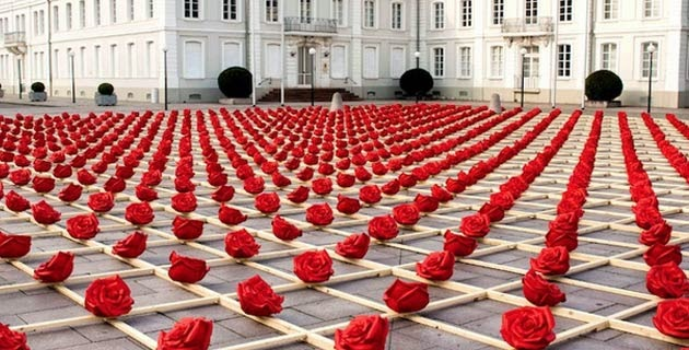 1000 Roses for Zweibrücken