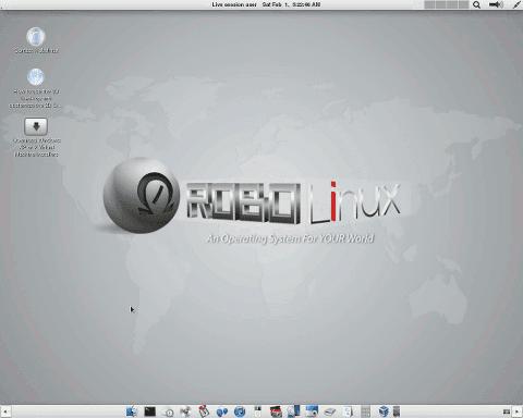 robo linux
