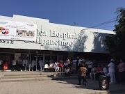 Tres días de protesta trabajadores del ISSSTE en Chilpancingo; exigen material de  trabajo
