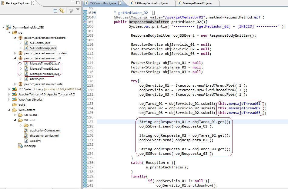 how to serve index.html spring rest