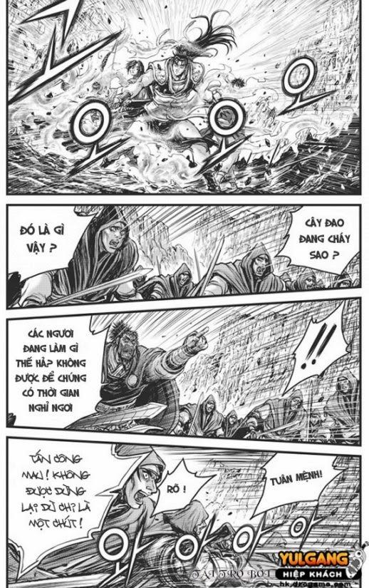 Hiệp Khách Giang Hồ - Chapter 449 - Pic 11
