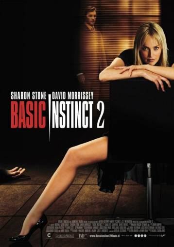 Sencible Fool  Basic Instinct 2006 Dual Audi Hind