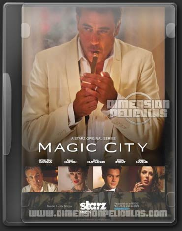 Magic City (Temporada 1 HDTV Inglés Subtitulado) (2012)