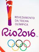 TOCHA OLÍMPICA NO RIO GRANDE DO SUL
