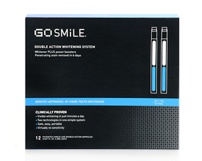 A Month of Beautiful Giveaways, teeth whitening, tooth whitening, giveaway, beauty giveaway, Go SMiLE, Go SMiLE Double Action Whitening System, Go SMiLE giveaway
