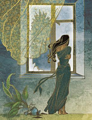 рисунок Елены Бардеевой