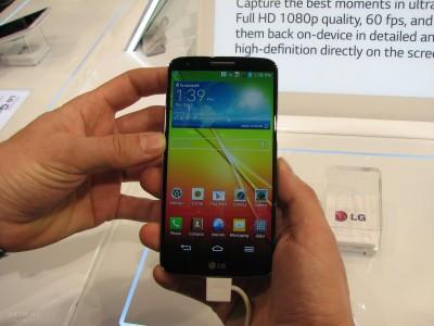 Semester Pertama 2014, LG Siap Rilis G3 dan Pro 2