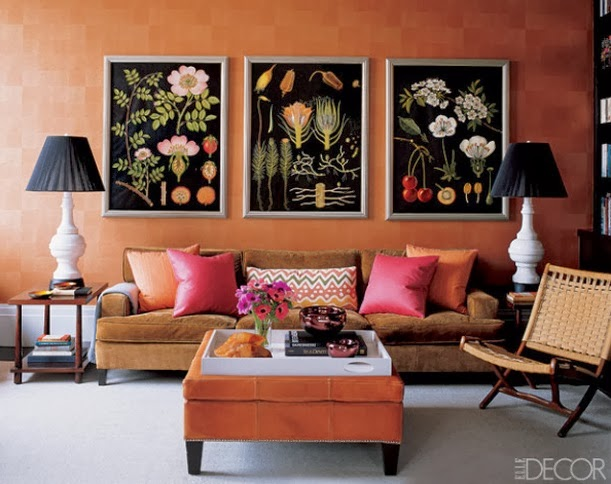 Divine Design Living Rooms