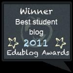 Best Student Blog 2011