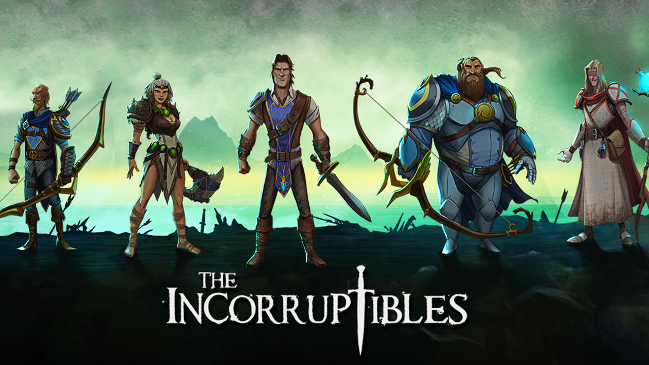 The Incorruptibles Gameplay IOS / Android