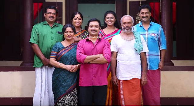 Cast and crew of Bandhuvaru Shathruvaru Serial on Mazhavil Manorama