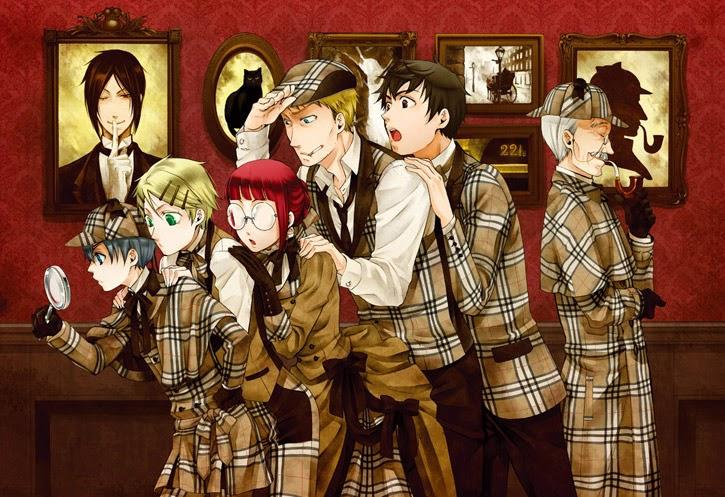 Anime TV Kuroshitsuji Book of Circus Dan OVA Kuroshitsuji Book of Murder Diumumkan Tayang Juli Dan Musim Gugur 2014