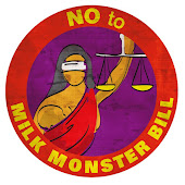 No to Milk Monster Bill!