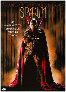 Download - Spawn - o Soldado do Inferno - DVDRip - AVI - Dublado