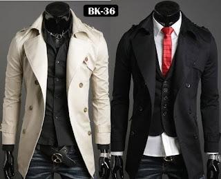 blazer korea pria bandung