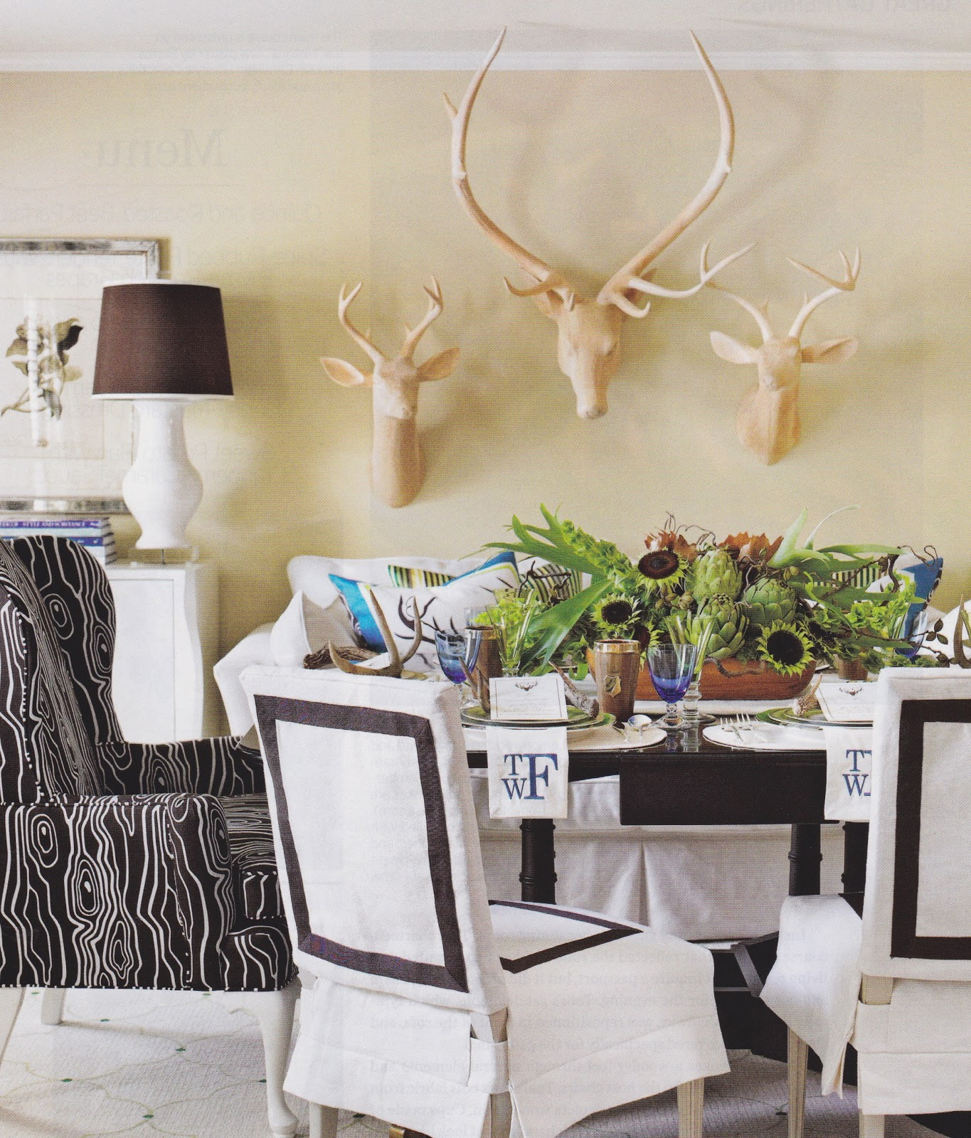 the board macrae designs blog antlers. Black Bedroom Furniture Sets. Home Design Ideas
