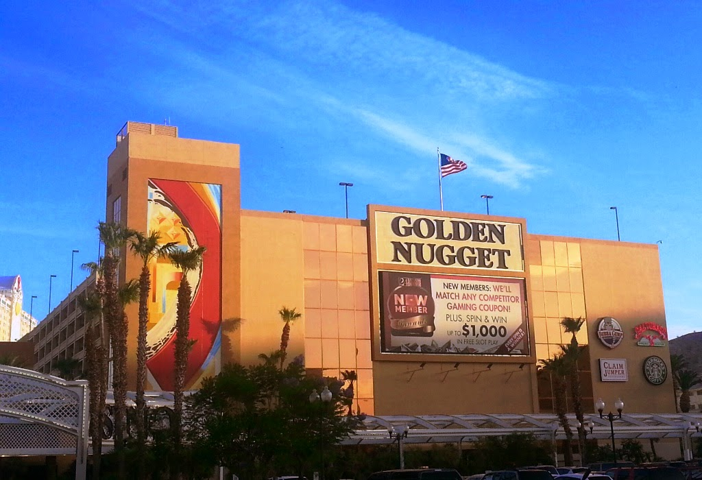 Laughlin Buzz Truth And Faith At The Golden Nugget
