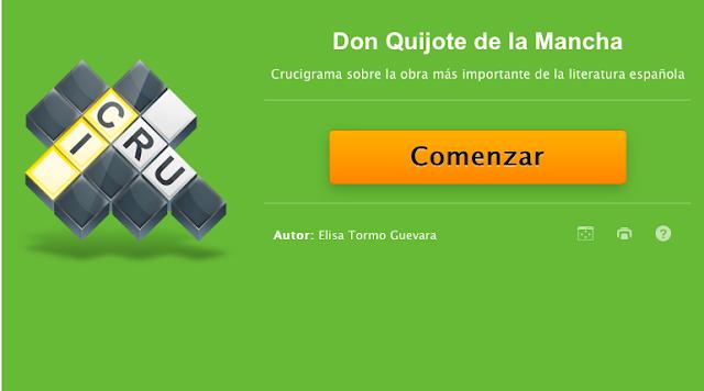 Juego Quijote