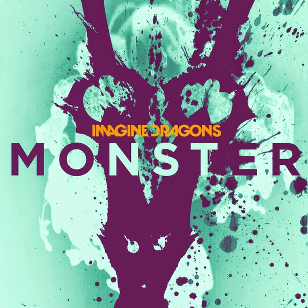 Imagine Dragons - Monster - Single Cover