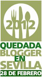 Quedada bloguera en Sevilla!!