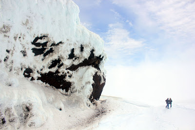 Eyjafjallajokull rock