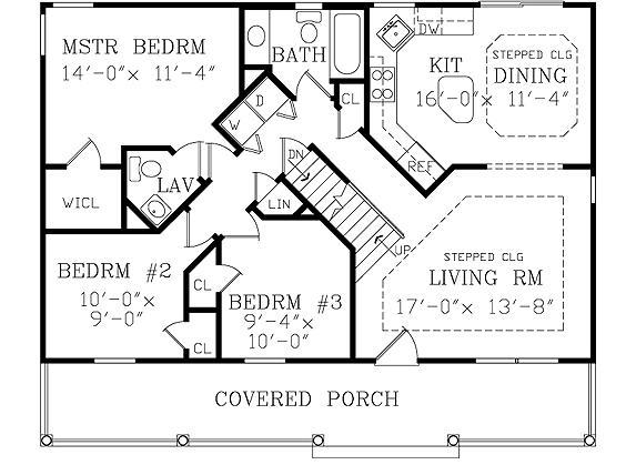 Planos de casas peque as plano casa de campo - Planos de casas pequenas de campo ...