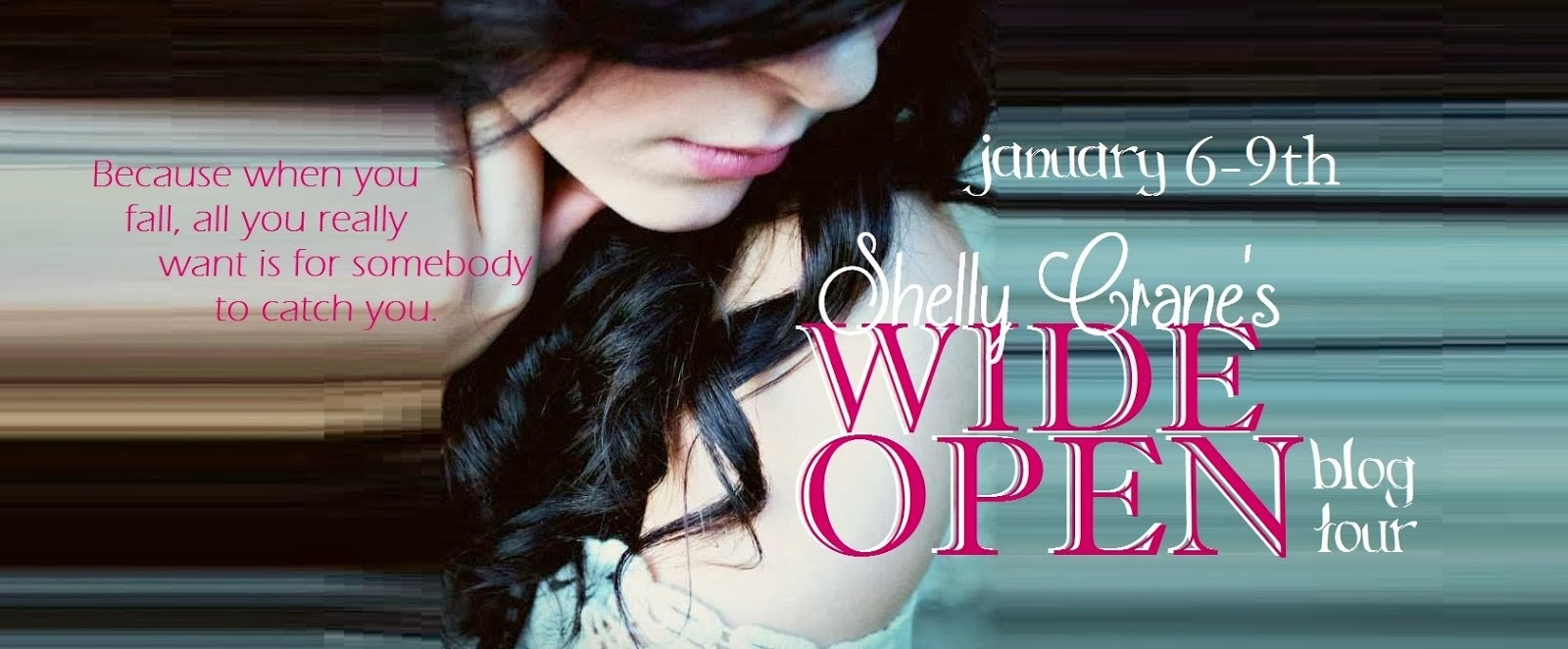 Wide Open Blog Tour
