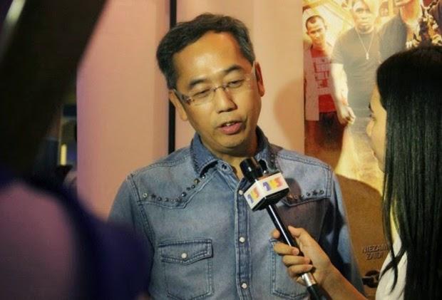 David Teo Minta pelakon Aeril Zafrel Henti Tabur Fitnah Kepada Dirinya dan MIG