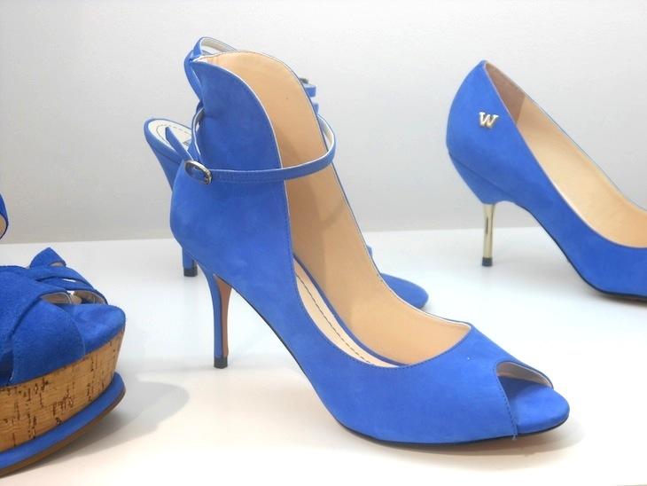 Werner, le scarpe ...