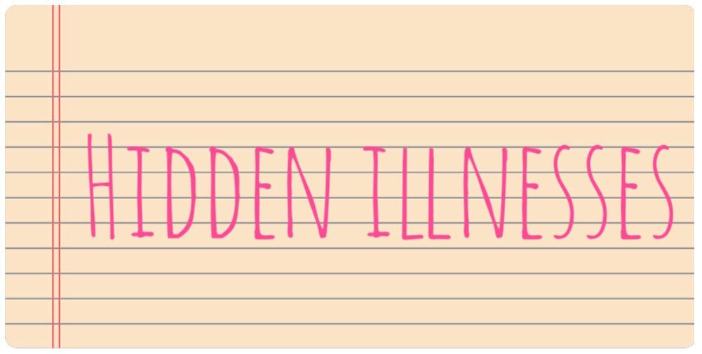 hidden illnesses