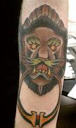 Lion Tattoos (lion tattoos doorknock)