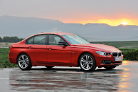 2013 BMW 3-Series (F30) 335i Sedan Sport Line Official image photo press media