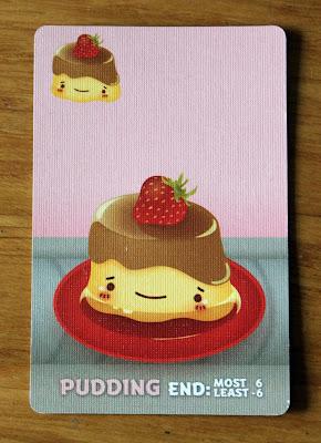 Sushi Go - pudding card | Random Nerdery