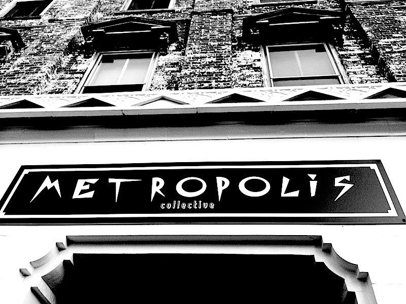 CURRENT GROUP ART EXHIBIT @ METROPOLIS COLLECTIVE