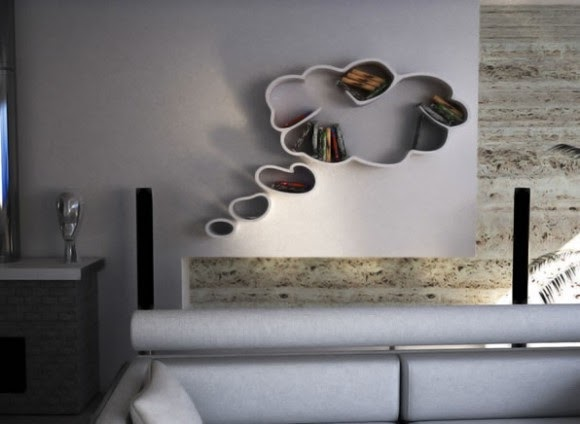 Estantes Para Baños Modernos:decora y disena: Estantes de Diseño Modernos
