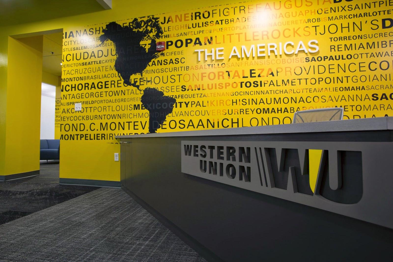 Western union - Western Union 41