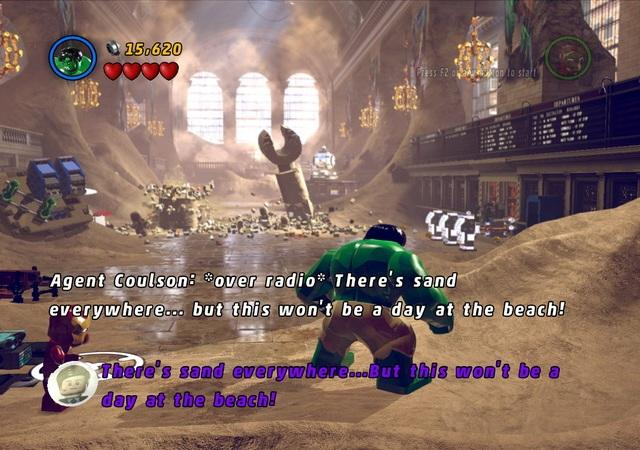 LEGO Marvel Super Heroes PC Games Screenshots