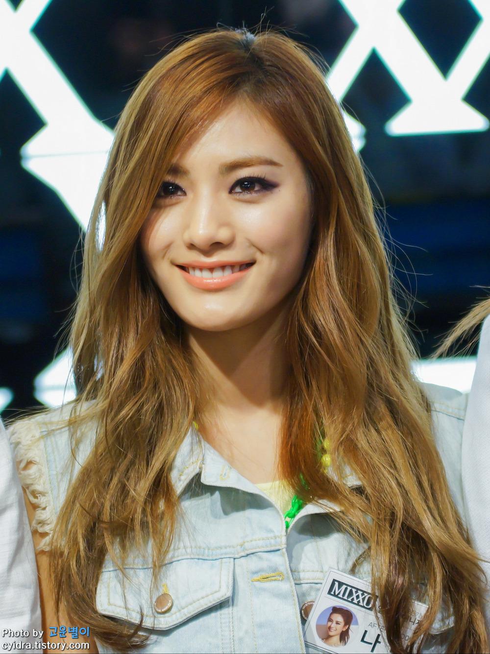 韓国人 美女画像 K-POP ★2014年世界で最も美しい顔1位AFTERSCHOOL・ナナ★一重美人韓国K・P…