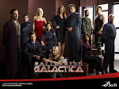 #4 Battlestar Galactica Wallpaper
