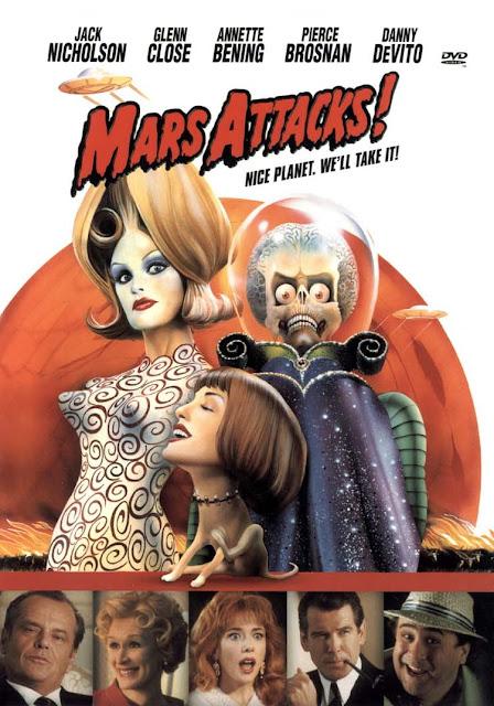 Mars Attacks! สงครามวันเกาโลก HD 1996