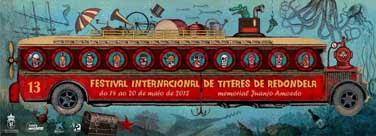 13 Festival Internacional de títeres de Redondela