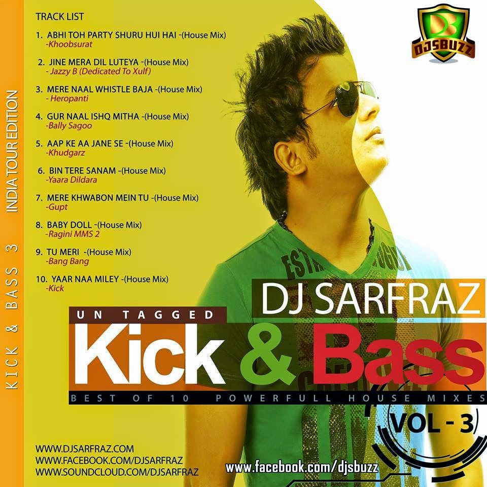 KICK & BASS (VOL.3)