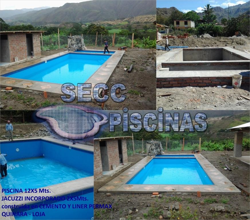 secc piscinas piscinas construidas en cemento con