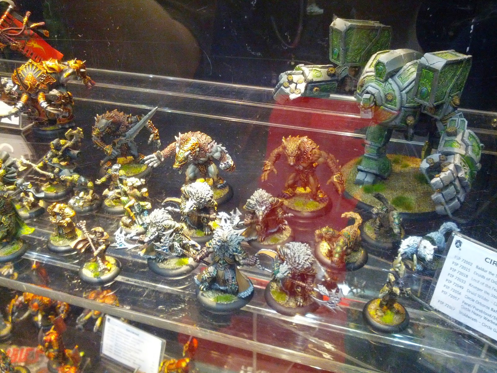 how to get good at painting miniatures