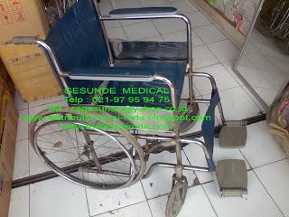jual kursi roda bekas murah di daerah jakarta